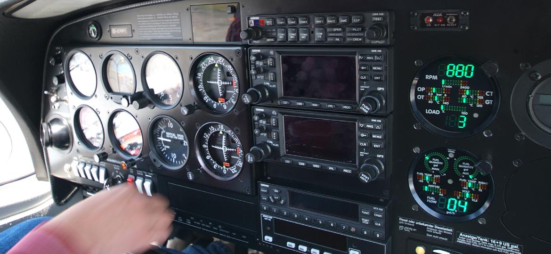 Cockpit classik