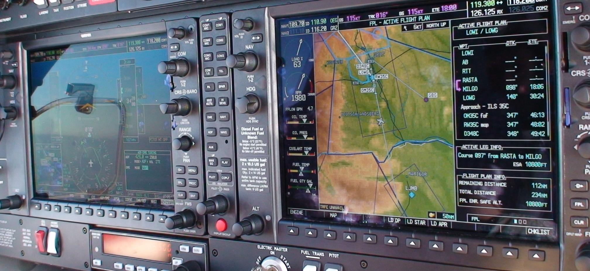 Cockpit Garm1000
